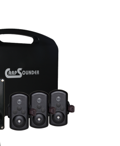 Cat-Sounder XRS 3 er Set inkl.Funkbox
