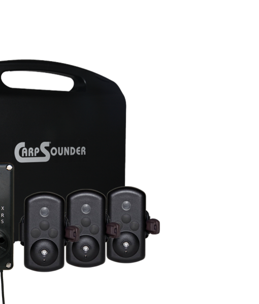 Cat-Sounder XRS 3 er Set inkl