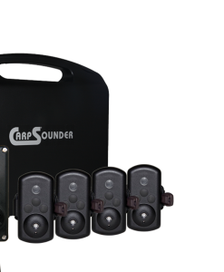 Cat-Sounder XRS 4 er Set inkl.Funkbox