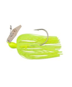 10.5g Original ChatterBait - Chartreuse Sexy Shad