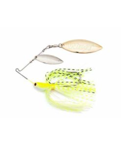 7g Wedge Plus Spinnerbait - Chartreuse / Pearl