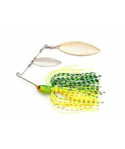 7g Wedge Plus Spinnerbait - Fire Tiger